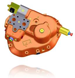Getriebeverstellungen