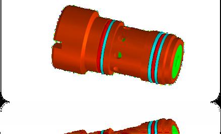 Hydraulische 3-Wege-Weiche